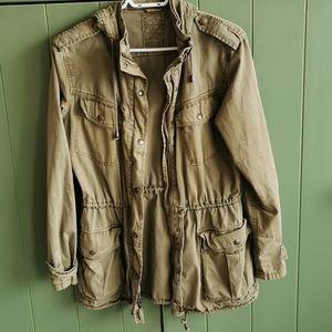 Aritzia Talula military jacket